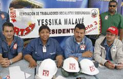 TRABAJADOR..... AQUI ESTA EL PROGRAMA DEL EQUIPO DE RENOVACIÓN DE TRABAJADORES SOCIALISTAS SIDERÚRGICOS, PARA LA GESTION DE SUTISS EN EL PERIODO 2008-2010.